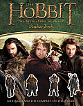 The Hobbit: The Desolation of Smaug Sticker Book