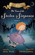 The Case of the Stolen Sixpence (Mysteries of Maisie Hitchins)
