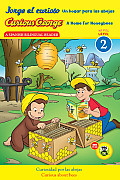 Jorge El Curioso Un Hogar Para Las Abejas Curious George a Home for Honeybees Cgtv Early Reader