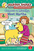 Martha Habla Conoce a Martha Martha Speaks Meet Martha Bilingual Reader