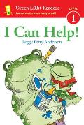 I Can Help! (Green Light Readers: Level 1)