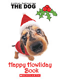 Happy Howliday Book with Sticker (Artlist Collection: The Dog)