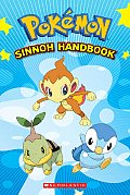 Sinnoh Handbook (Pokemon) Cover