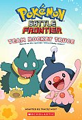 Pokemon Battle Frontier Team Rocket Truce