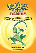 Pokemon Battle Frontier #03: Grovyle Trouble Cover