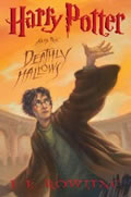 Harry Potter and the Deathly Hallows (Harry Potter #07) Cover