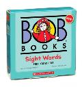 Bob Books Sight Words first