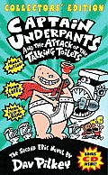 Captain Underpants & the Attack of the Talking Toilets Collectors Edition