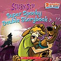 Scooby Doo Super Spooky Double Storybook