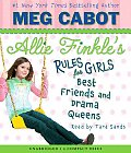 Allie Finkle's Rules for Girls #03: Best Friends and Drama Queens