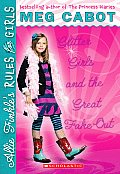 Allie Finkle's Rules for Girls #05: Glitter Girls and the Great Fake Out Cover