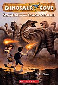 Dinosaur Cove #06: Stampede of the Edmontosaurus Cover