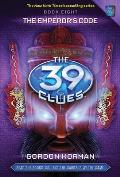 39 Clues 08 The Emperors Code