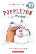 Poppleton in Winter (Scholastic Reader: Level 3)