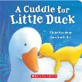 Cuddle For Little Duck