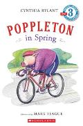 Poppleton in Spring (Scholastic Reader - Level 3) Cover