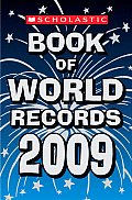 Scholastic Book of World Records (Scholastic Book of World Records) Cover