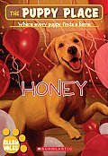 Puppy Place #14: Honey Cover