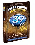 39 Clues Card Pack 02