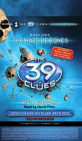 39 Clues #01: The Maze of Bones Cover