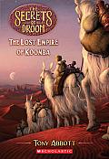 Secrets Of Droon 35 Lost Empire Of Koomb
