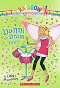Rainbow Magic Fairies #04: Danni the Drum Fairy Cover