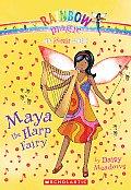 Music Fairies 05 Maya The Harp Fairy