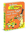 Dr. Seuss PuzzleStory: Green Eggs and Ham [With 24-Piece Jigsaw Puzzle and Activity Book] (Dr. Seuss Puzzlestory)