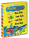 One Fish Two Fish Red Fish Blue Fish (Dr. Seuss Puzzle Story)