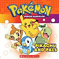 Pikachu and Pals (Pokemon Junior Handbooks) Cover