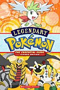 Legendary Pokemon The Essential Guide Sinnoh Edition