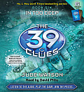 39 Clues #06: In Too Deep [With 6 Cards] Cover