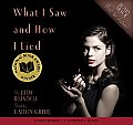 What I Saw and How I Lied - Audio Library Edition Cover