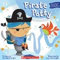 Pirate Potty [With Sticker(s) and Punch-Out(s)]