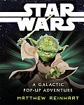 Star Wars a Galactic Pop Up Adventure