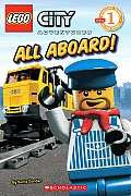 Lego City All Aboard Early Reader