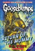 Goosebuimps 23 Return Of The Mummy