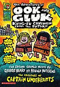 Adventures of Ook & Gluk Kung Fu Cavemen From the Future Captain Underpants