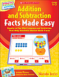 Interactive Whiteboard Activities: Addition and Subtraction Facts Made Easy: Ready-To-Use Mini-Lessons and Activities That Help Students Master Math F