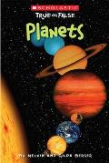 Planets (Scholastic True or False)