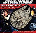 Millennium Falcon: A 3-D Owner's Guide Cover
