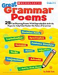 Great Grammar Poems