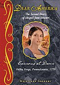 The Second Diary of Abigail Jane Stewart: Cannons at Dawn: Valley Forge, Pennsylvania, 1779 (Dear America (New Titles))