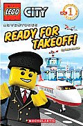 Lego City Ready for Takeoff Early Reader
