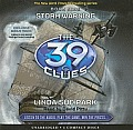 The 39 Clues Book 9: Storm Warning Cover