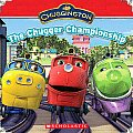 The Chugger Championship (Chuggington) Cover