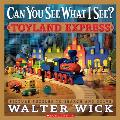 Toyland Express (Can You See What I See?) Cover