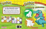 Pokemon How To Draw Johto Heroes