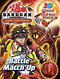Bakugan 3-D Book (Bakugan)