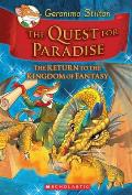 Kingdom of Fantasy 02 The Quest For Paradise Geronimo Stilton